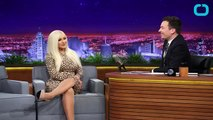 Will Ferrell and Christina Aguilera Wear Tight Pants With Jimmy Fallon (Comic FULL HD 720P)