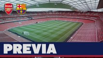 Champions League 2015/16 (previa): Arsenal - FC Barcelona