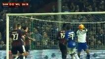 Сампдория 0-1 Милан - Кубок Италии 2015-16 - 1-8 финала - Обзор матча 17.12.2015