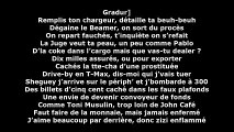 Gradur feat. Sheguey Squad (paroles_lyrics)