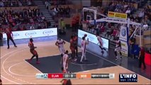 Leaders Cup 2016 (Basket) : Chalon vs MSB (87-79)