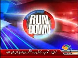 Run Down - 22nd February 2016