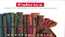 Read Fabrics  A Guide for Interior Designers and Architects  Norton Professional Books for