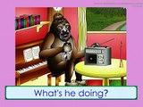 Everyday Activities - Kids Learn Verbs Teach Action Words