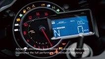 Kawasaki Ninja H2R Technical Highlights