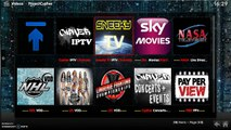 The Best New Kodi Build from StreamTVUK with 2 great IPTV addons. Feb 2016
