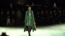 Mode: défilé Burberry à la Fashion Week de Londres