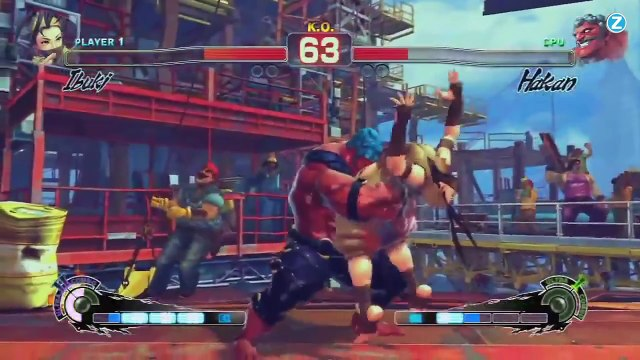 Top 5 - Worst designed Street Fighter characters