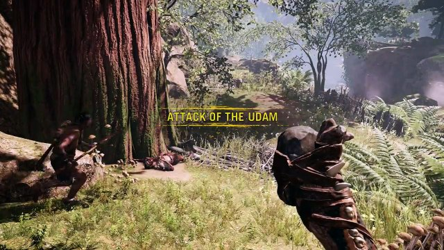 Far Cry Primal Attack of the Udam! Gameplay