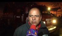 Fuego en pastizales alcanza a corralón en Edomex   Noticias del Estado de México