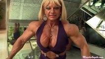 Muscle Angels promo1: Female bodybuilders, strong women, muscular women flexing!