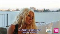 """Christina Aguilera - Clip E! News Portada """"Women's Health"""" 2016 (Subtítulos español)"""