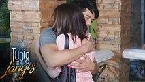 Tubig at Langis: Bryan hugs Irene