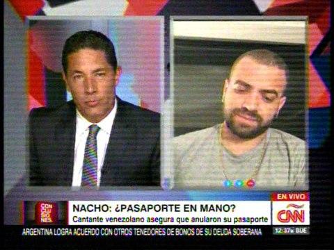 Nacho: Me han atacado personas que tienen voz poderosa en el Gobierno