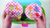 Play Doh Barbapapa Molds and Shapes Carry Case Play Dough Picnic Set Barbapapá Barbapapa
