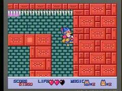 Magical Taruruuto Kun SEGA Mega Drive