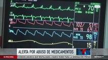 Aumentan sobredosis de medicamentos para la ansiedad | Noticiero | Noticias Telemundo
