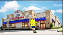 Caillou sneaks off to Chuck E Cheeses and gets grounded.