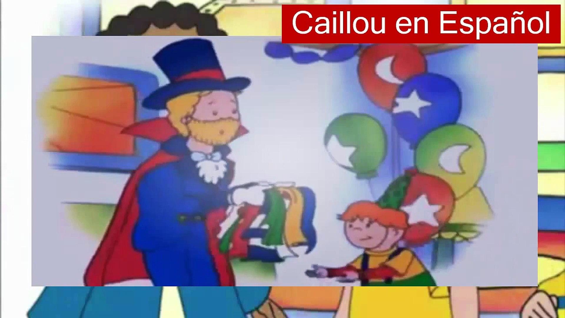 Caillou Weihnachten.Caillou Deutsch Frosch Im Hals Der Grosse Caillou
