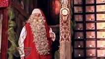 Le message vidéo personnalisé du Père Noël pour Charlotte (Noël 2013)