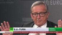 European Commission President Juncker: European policies must not be dictated by Washington