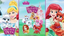 ♥ Disney Princess Palace Pets Ariel All Pets Compilation (Treasure Kitty, Seashell Pony & Matey)