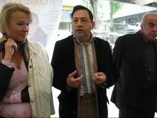 Jean-Luc Romero, Brigitte Lahaie, Roland Castro débattent