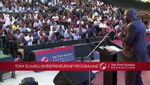 Clip de promotion de la Fondation Tony Elumelu