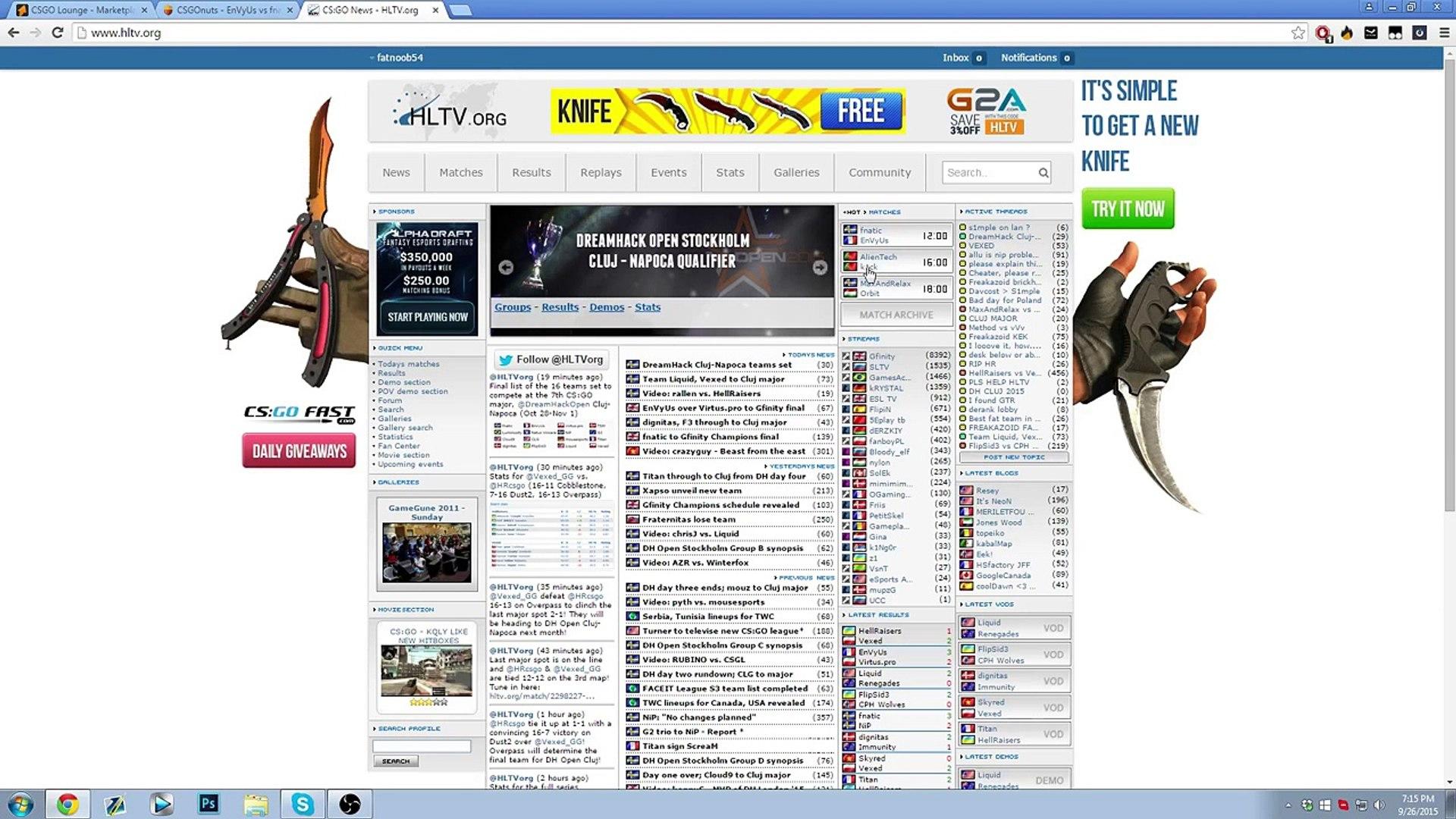 Envyus vs fnatic betting trends borussia dortmund vs real madrid betting preview
