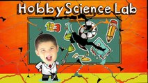 Whats in a Cowboy Boot? Toy Surprise + Science Lab! Family Fun by HobbyKidsTV