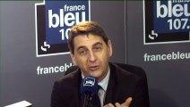 Daniel Goldberg, député PS du 93, invité politique de France Bleu 107.1