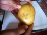 how to remove dark circles Potato for dark circles under eyes - Simple home remedy for dark circles under eyes - beauty