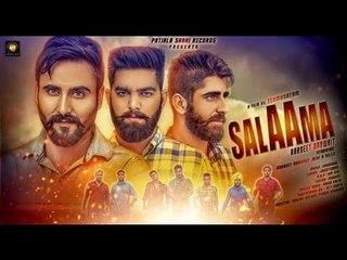 Salaama - Full Song Official Video    Harneet Banwait    Latest Punjabi Songs 2016