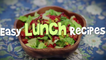 Best Lunch Recipes | Easy & Healthy Lunch Recipes | Get Curried