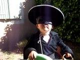 Le bandit masqué, Zorro est arrivé