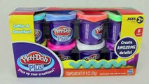Play Doh Ice Cream DIY Ice Cream Cones Icecream Sundae Play-Doh Desserts Perfect Twist Cars