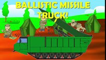 Military Vehicles for kids  Trucks, Planes, Ships, Tanks, Missiles  Army, Navy & Airforce Vehicles