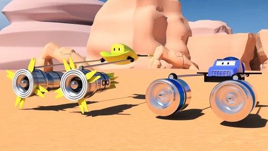Spid la voiture de course + 2 vaisseaux Star Wars épisode ...