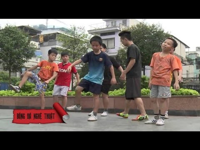 Bóng đá nghệ thuật trẻ em Việt Nam   BĐNT