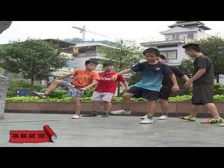 Trẻ Con Việt Nam Tâng Bóng Quá Bá Đạo  |TBNT