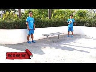 Hướng dẫn bóng đá nghệ thuật lên bóng kiểu Ronaldinho | BĐNT