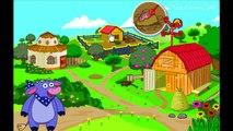 Dora The Explorer Dora Babysitting & Farm Helping Dora Games for Kids