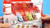 Cars Mack Launcher Riplash Racers Race Team Lightning McQueen Disney Pixar Car Chick Hicks