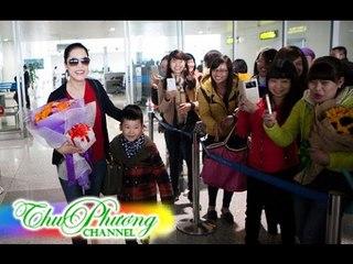 Fan nhận lì xì năm mới của Thu Phương
