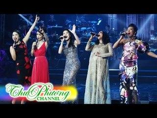 5 giọng ca vàng trên sân khấu Hòa Bình