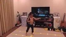 Un petit Japonais de 5 ans imite Bruce Lee à la perfection - incroyables mais vrai