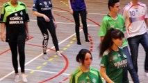 Flashmob Euro 2016 Lycée Jérémie de La Rue CHARLIEU
