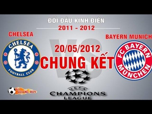 Chelsea vs Bayern Munich - CK C1 2012
