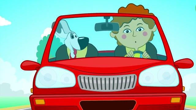 Песенки для детей - Машинка - песенки про машины