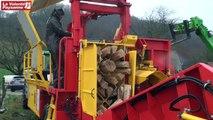 InterCUMA Foumérous combiné bois bûches